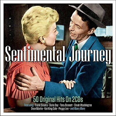 Various Artists - Sentimental Journey [Double CD] - Various Artists CD HOVG The