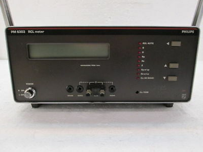 Phillips PM6303 RCL Meter