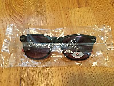 New/Sealed! Fireball Cinnamon Whisky Black/Red Dragon Logo Promo Sunglasses