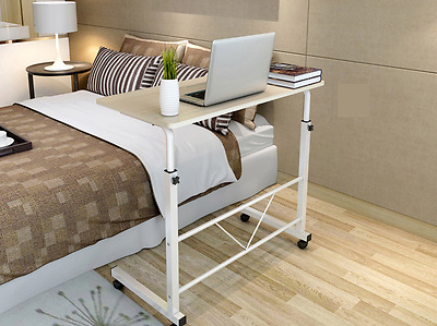 Desk Laptop Table Tray Bed Notebook Adjustable Portable Holder 3 coulours