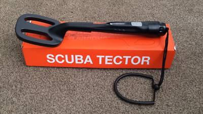 Scuba Tector From Deteknix.dive To 60M. Good For Land & Beach Search Also