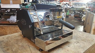 Coffee Machine Espresso 1 Group La Marzocco Gs3 No Mazzer Grinder Used