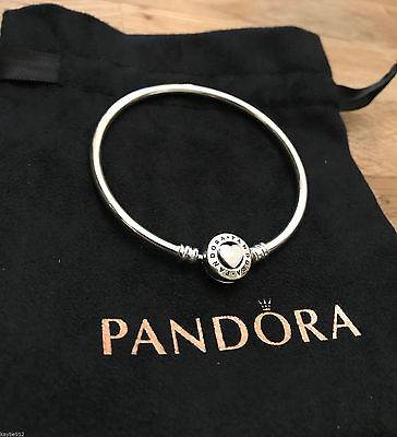 Pandora 2017 Mothers Day Bangle LIMITED EDITION 17cm