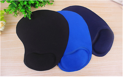 1PC PC Laptop Computer Comfort Wrist Soft Cushio Rest Support Mouse Mice Mat Pad