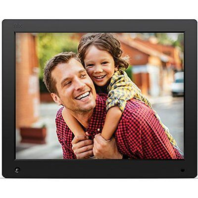 NIX Advance- 15 inch Digital Photo & HD Video (720p) Frame with Motion Sensor &
