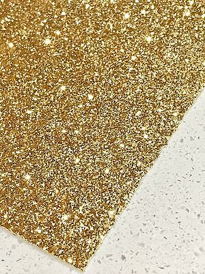 Glitter Felt Gold Glitter Felt Sheet for Hair Bows and Felt Craft