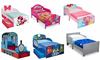 Choose From Childrens Character Toddler Beds, Paw Patrol, Thomas, Peppa, Minnie