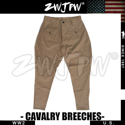 US Army Cavalry  Breeches Trousers Cotton