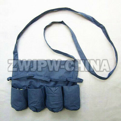 WW2 Chinese Eighth Route Army Granada Pouch Ammunition Bullet Military Bag