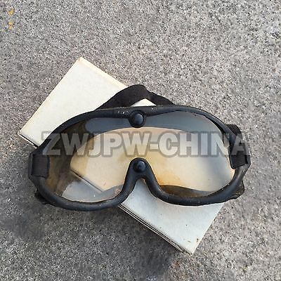 Surplus Original Genuine Chinese Type 50 Speedboat Ventilated Glasses