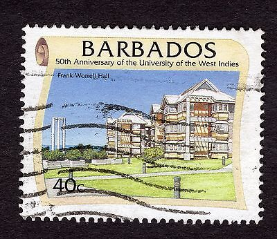 1998 Barbados 40c 50th Anniv University of West Indies SG1125 FINE USED R32902
