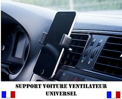 Support Universel Voiture Smartphone Telephone Iphone Lg Sony Samsung Htc Gps