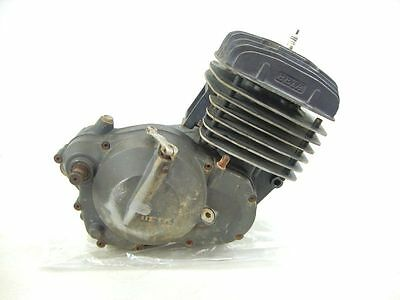 Motore Beta Cr 250 1983 Engine Motor Moteur Cylinder Crankshaft Gearbox Mx