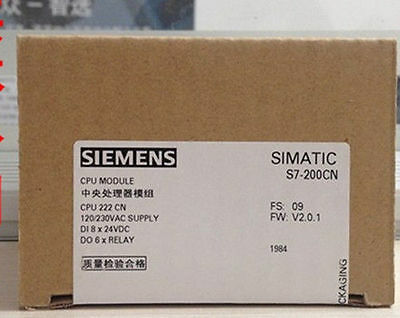 1PC New Siemens S7-200CN PLCS71200 6ES7214-1AG40-0XB0