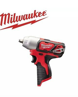 New Milwauke 12V Cordless M12Biw38-0 Impact Wrench Bare Tool Skin Only