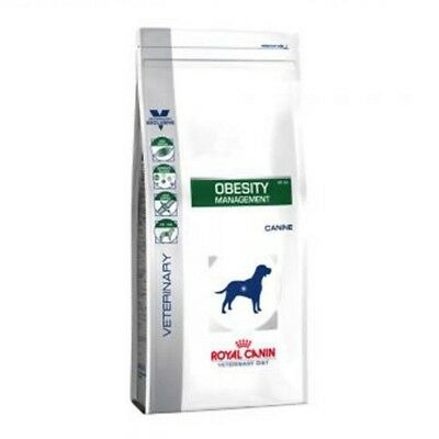 14kg ROYAL CANIN  Obesity Management DP 34 BLITZVERSAND BRAVAM 3182550711319