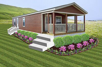 2019 LEGACY 1BR/1BA 16x60 880 Sq' Mobile Home-FACTORY DIRECT All FLORIDA