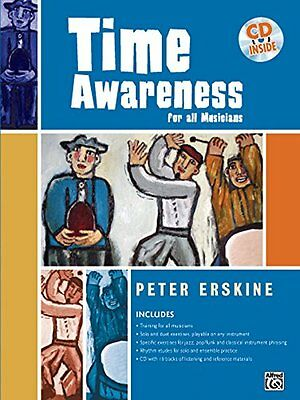 Time Awareness for All Musicians (Peter Erskine) | Alfred Pub Co