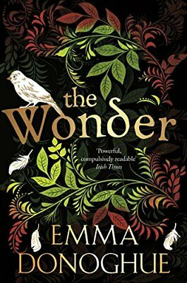 The Wonder by Donoghue, Emma Book The Cheap Fast Free Post