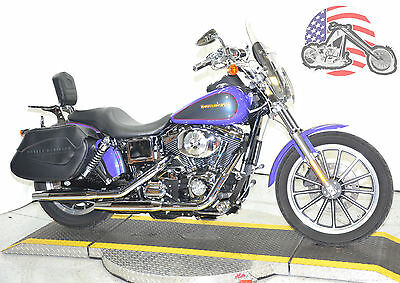 2002 Harley-Davidson Dyna  Rare 2-Tone Harley Davidson Dyna Lowrider FXDL Low Miles Thousands in Extras! 9k