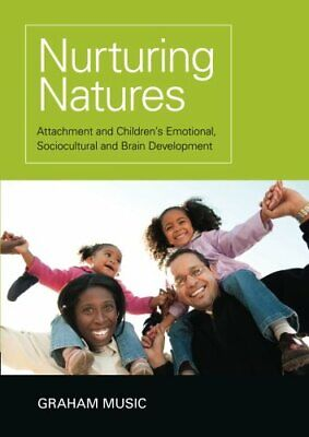 Nurturing Natures by Music, Graham Paperback Book The Cheap Fast Free Post