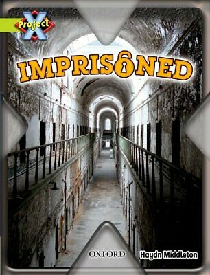 Project X: Lime: Trapped: Imprisoned by Middleton, Haydn Paperback Book The