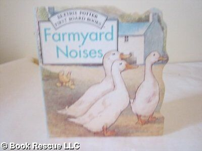 Farmyard Noises (Baby's First Board Books), Potter, Beatrix Hardback Book The