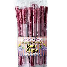Sweet and Sour Strap Grape