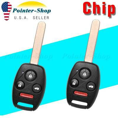 2 Keyless Entry Remote Control Car Key Fob Replacement for KR55WK49308 4BTN