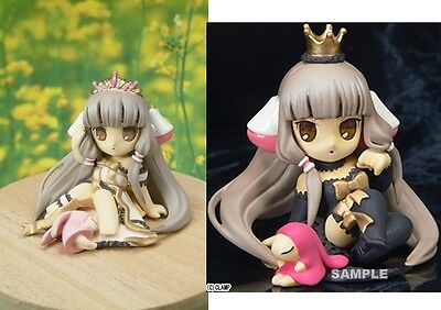 Chobits Chii + Anata Freya CLAMP in 3-D Land 1st & 2nd Series Movic USED