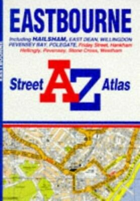 A. to Z. Eastbourne/Hailsham Street Atlas (... by Geographers' A-Z Map Paperback