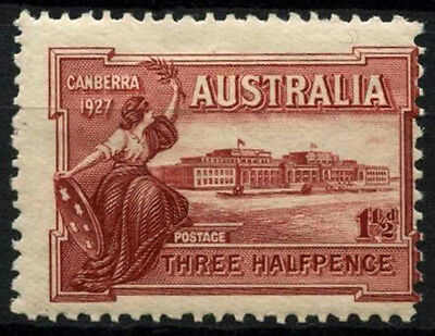 Australia 1927 SG#105 Opening Of Parliament House MH #D48672