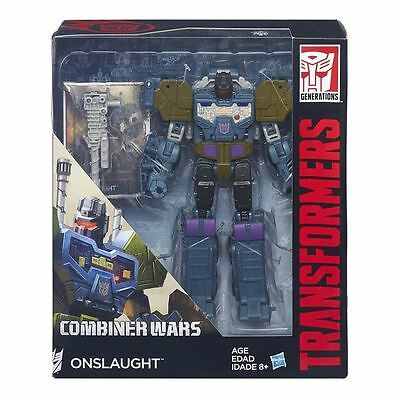Transformers Onslaught B4663 Generations Voyager Combiner Wars Hasbro B0975