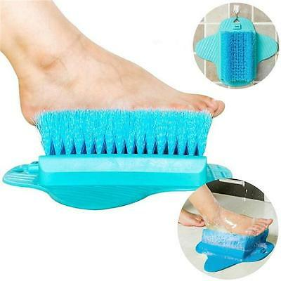 Foot Scrubber Sucker Massage Brush Hard Rough Skin Remover Cleaner Tools JJ