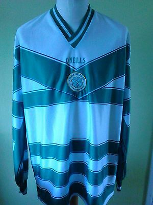 Lurgan Celtic FC  home shirt ,Long sleeved , new with tags,  size L  adults