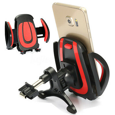 Universal 360° In Car Air Vent Holder Mobile Phone Mount Cradle For Samsung GPS