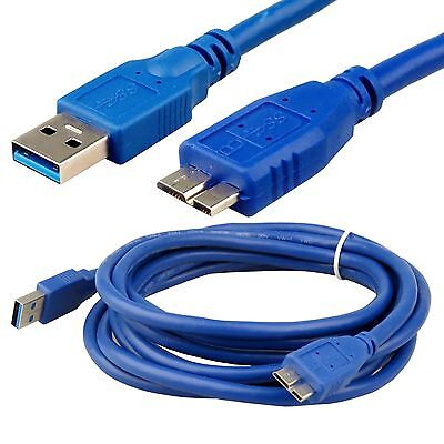 USB 3.0 SuperSpeed Male Female Micro B Data Printer Hard Drive Extention Cable