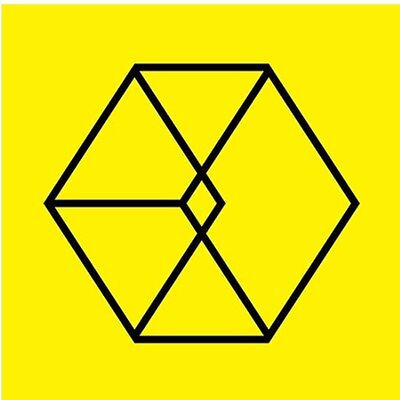 eldo EXO-LOVE ME RIGHT 2nd Album Repackage Korean Ver CD ,Photo Book