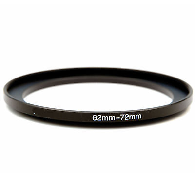LENS ADAPTER STEPPING STEP UP RING 62mm to 72mm Filter By Kood - FREE UK P&P