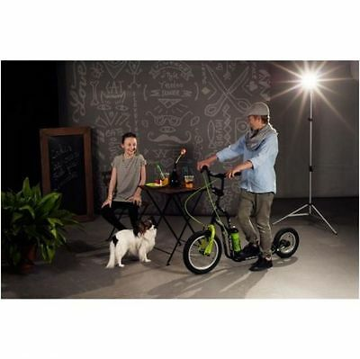 "Roller Yedoo Scooter City ""Hipster"" schwarz Tretroller Scooter Dogscooter"