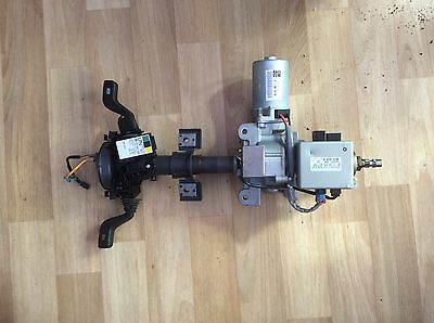 Vauxhall Corsa C Electric Steering Column Inc ECU ,Key With Ignition
