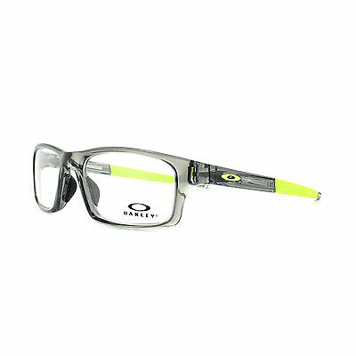 Oakley Glasses Frames Crosslink Pitch OX8037-18 Grey Smoke Retina Burn