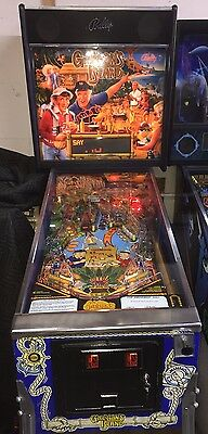 Gilligan's Island Bally Pinball Machine Coin Op Arcade