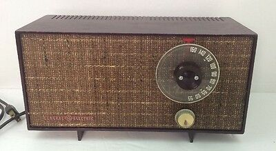 General Electric Vintage Radio Parts Or Repair