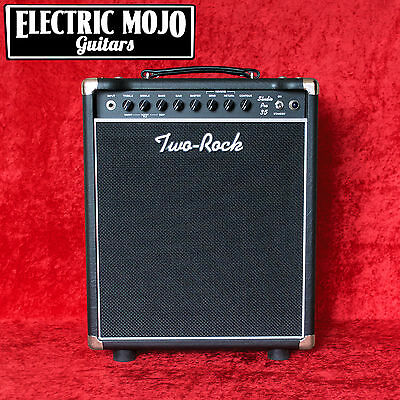 Two Rock Studio Pro 35 Combo Black Guitar Amplifier