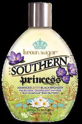 Brand New Tanning Lotion Bronzers Brown Sugar SOUTHERN PRINCESS