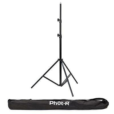 Phot R Professional Photography 3m Adjustable 3 Section Impact Air Cushioned...