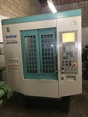 Brother TC-22A CNC Tappin Center