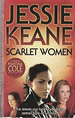 Scarlet Woman by Keane  Jessie Book The Cheap Fast Free Post