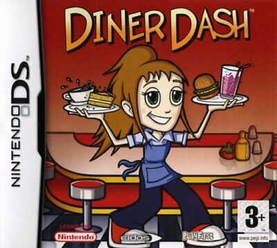 Diner Dash: Sizzle & Serve (Nintendo DS) - Game  KWVG The Cheap Fast Free Post